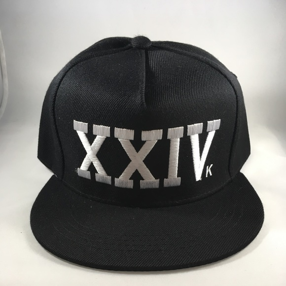 391e76a7d62e0 NEW Bruno Mars 24k karat SnapBack hat